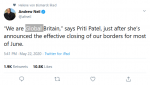 "Screenshot_2020-05-23 Andrew Neil on Twitter ""We are Global Britain,"" says Priti Patel, just a...png"